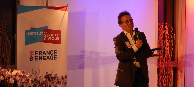 Martin Hirsch, président de l'Institut du Service Civique