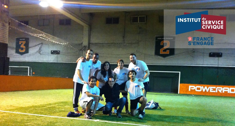 Urban Foot 2014 Equipe