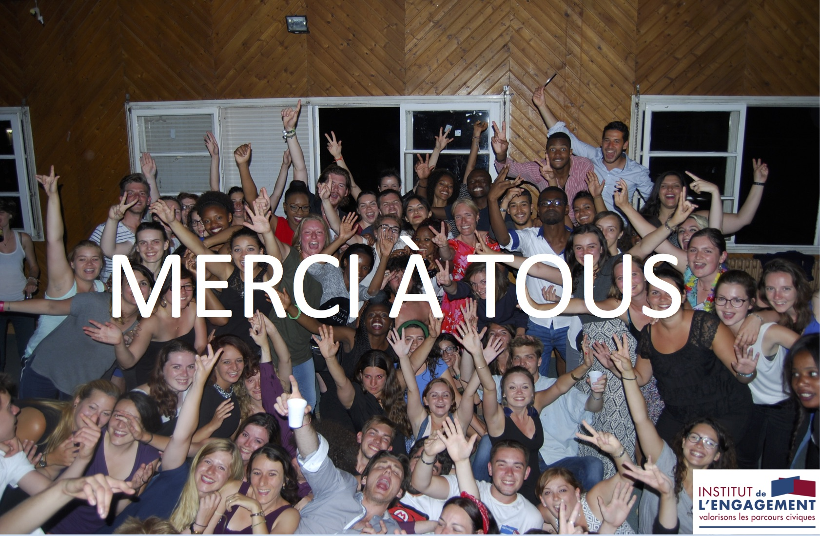 Merci à tous-website