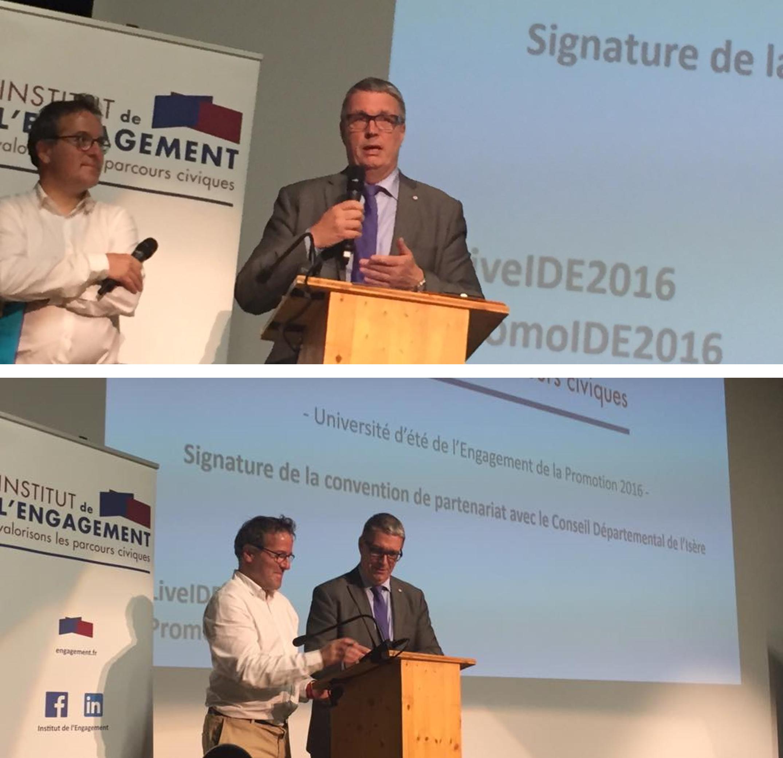 Signature Isère